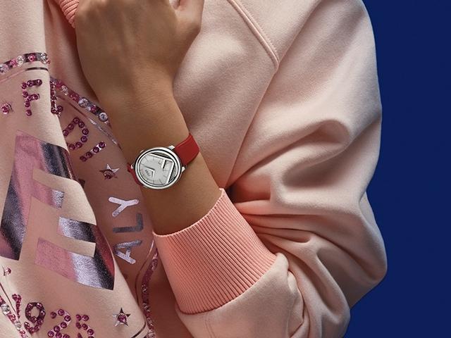 倒置的趣味     Fendi Timepieces京都新品發表
