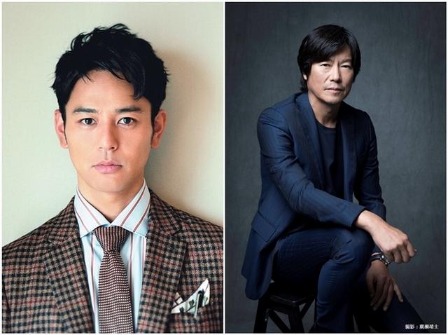 妻夫木聰攜手豐川悅司 6月來台拍攝新片《亡命之途》