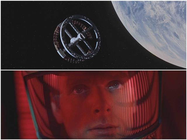 影史經典《2001:太空漫遊》大銀幕重現 諾蘭親赴坎城引言