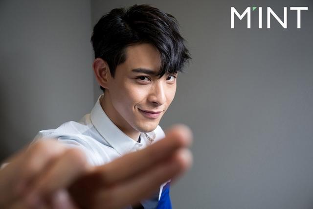 專訪/撩妹技能滿點 晨翔磨演技追隨梁家輝