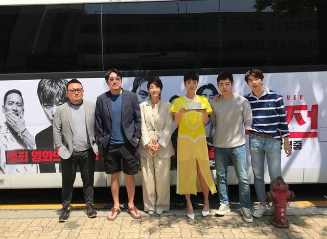 趙震雄、柳俊烈、金柱赫、車勝元全集結 《信徒》超狂卡司吸金4.4億台幣