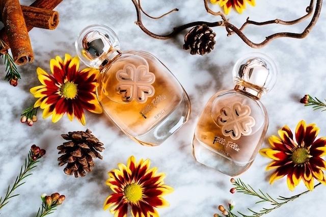 神秘東方 Spice 女性香水 (橘色瓶身) 30ml/NT1,590,50ml/NT2,390。
