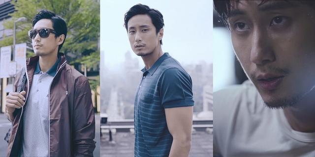 萬子豪的Man力穿搭現身台北街頭,簡單隨興展現男人味!