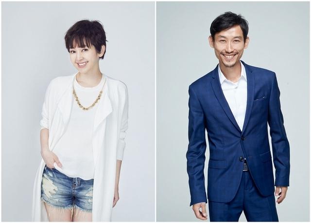 蔡燦得4度主持台北電影獎 搭陳竹昇最苦惱要減肥