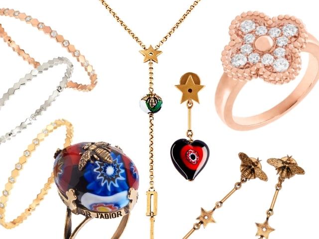 日常珠寶  符號與疊戴的情話