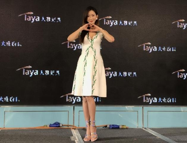 林志玲拍戲減產 「演好自己的角色最重要」