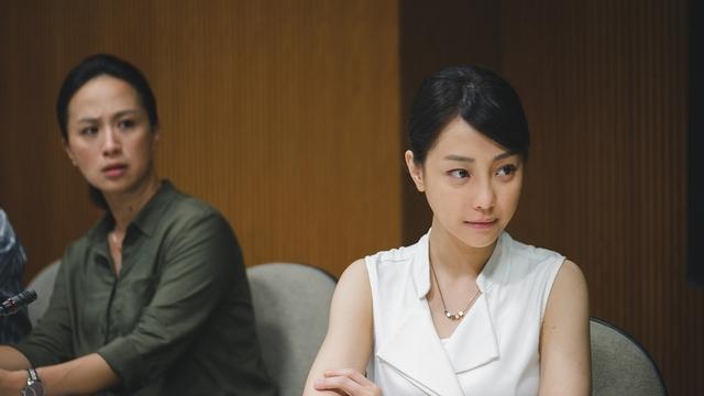 《藍色項圈》揭台灣教育腹黑面 黃采儀祭晚娘臉超機車