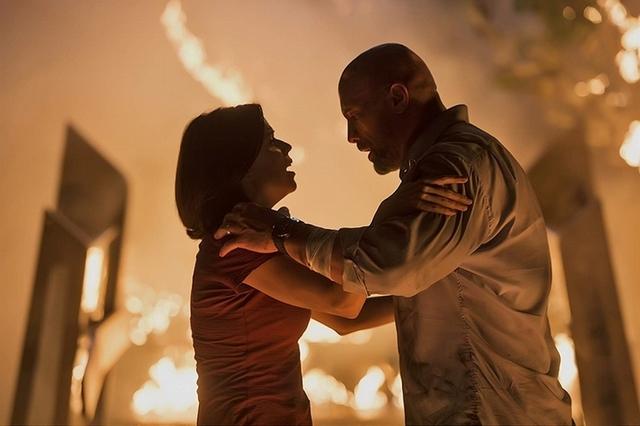 《摩天大樓》賣破1.3億 蟬聯全台雙周票房冠軍