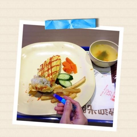 江鵝俗女日常美食街沒有美食