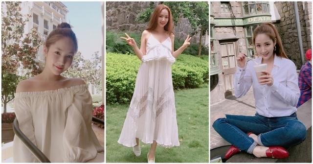 「最美秘書」朴敏英這樣撩!3個穿搭重點化身甜系熟女風