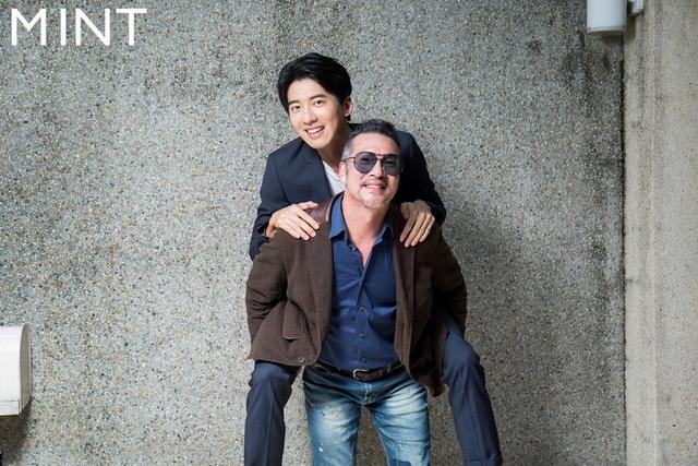 專訪/影帝落空很淡定 黃仲崑挺兒男男戀