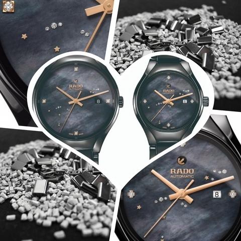 新錶報到—星心相印 Rado瑞士雷達表七夕限定對錶