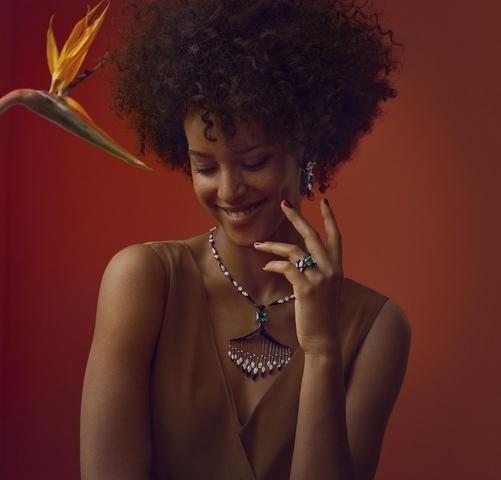 2018巴黎高級珠寶展—  Chaumet 異域「非」情