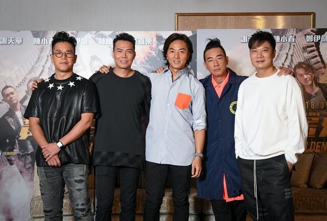 陳小春被兄弟已讀不回森七七 虧鄭伊健迷電動「像白痴」