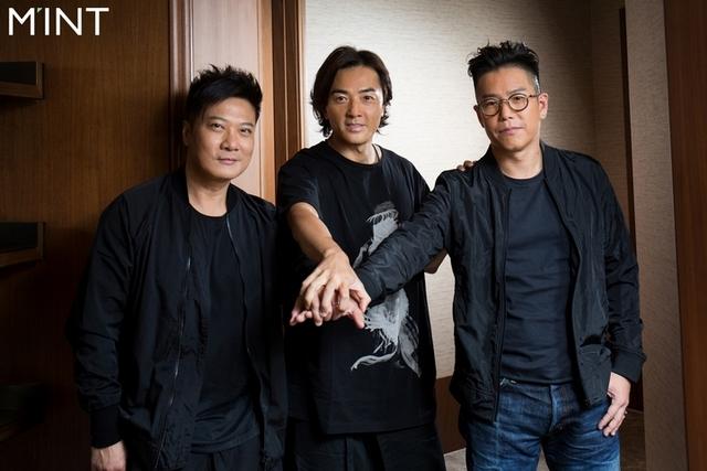 專訪/古惑仔20年再合體 鄭伊健 陳小春賤嘴虧兄弟
