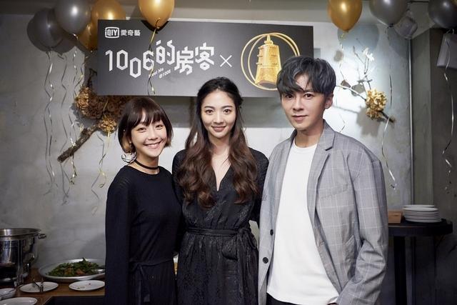 金鐘53/李國毅謝欣穎合體集氣 看好謝沛恩奪女配