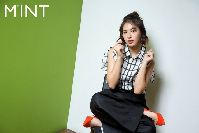 金鐘53專訪/自掘霸凌過往 姚亦晴演援交妹療傷
