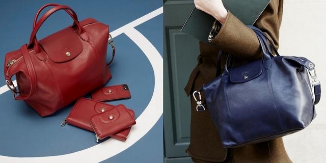 《延禧》熱潮持續燒!Longchamp經典系列推出莫蘭迪新色,想要氣質滿分就靠它