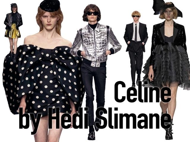 〈2019春夏巴黎女裝周〉Celine by Hedi Slimane     巴黎青年之夜