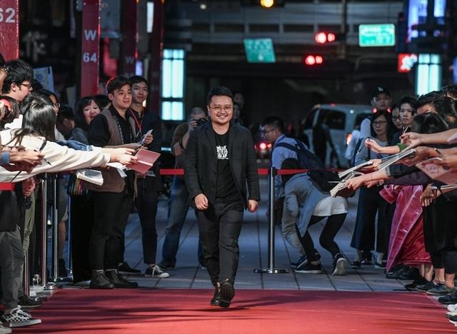 金馬55/畢贛從小看星爺電影長大 未來想挑戰IMAX