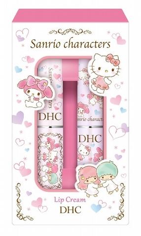 DHC x三麗鷗