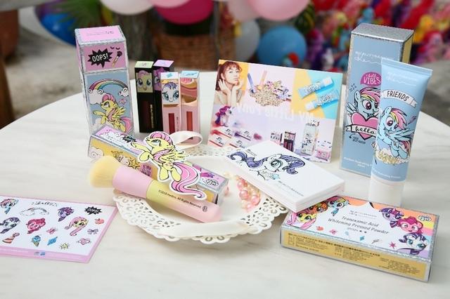 BeautyMaker  x 彩虹小馬