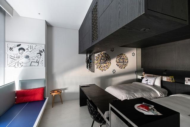 台南老爺行旅全新「七迌人」主題房,七組藝術家帶來設計旅宿空間