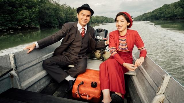 親臨馬來西亞河濱、搭蒸汽火車、進入洗衣槽! 陳勝吉翻玩VR電影