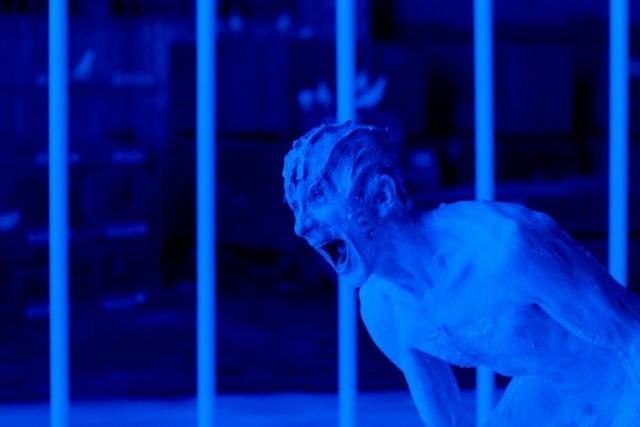 法國行為藝術家拍VR 全裸浸水中「宛如泡溫泉」