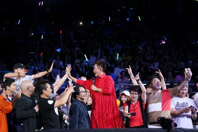吳宗憲明年五月攻高雄巨蛋 嘉賓陣容超過台北!
