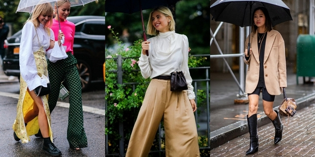 雨天也能穿得時髦?推薦4款黑靴讓妳輕鬆征服溼冷冬季