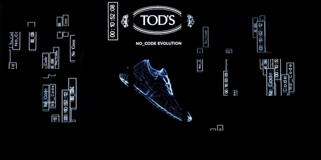 TOD'S 再次顛覆你的想像!NO CODE系列鞋款重磅登場帥到無極限