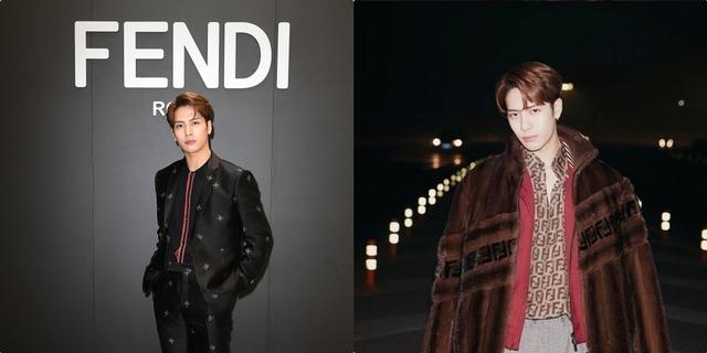王嘉爾榮登FENDI中國區品牌大使 秀上熱唱《Fendiman》帥翻全場