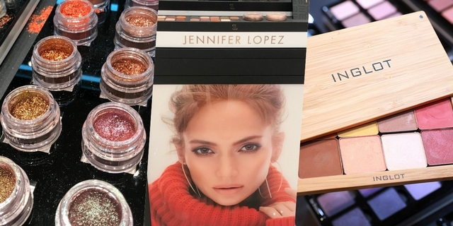 荷包拉警報!珍妮佛‧洛佩茲愛用彩妝INGLOT進駐微風南山 明星熱門商品一次筆記好