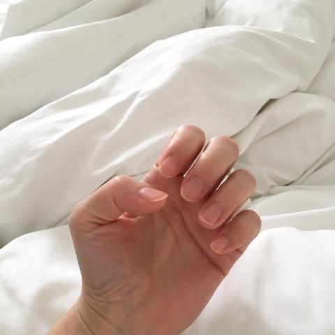 〈俗女日常〉第五天的指甲