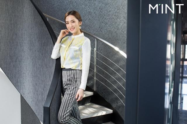 專訪/萬元買鞋不手軟  楊千霈化身時尚教主