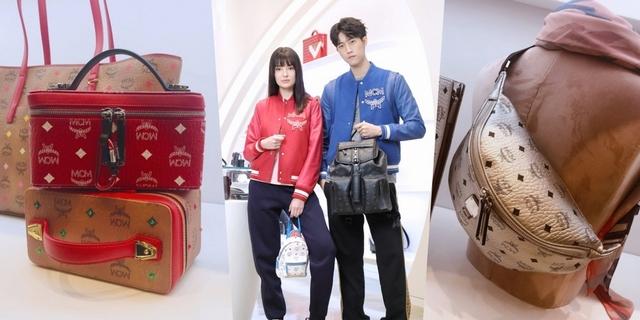 MCM 全新系列滿足旅人夢想!經典帆布背包輕巧又時髦 實用度破表啦!