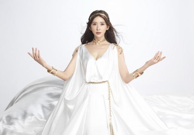 林志玲化身雅典娜女神! 自爆最愛「他」的正義感