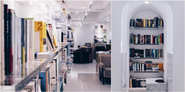 內湖最美書店登場!「文心藝所書店」讓文青捨不得出來