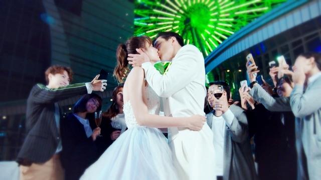 禾浩辰浪漫羞吻安心亞 觀眾另類敲碗「女女吻」