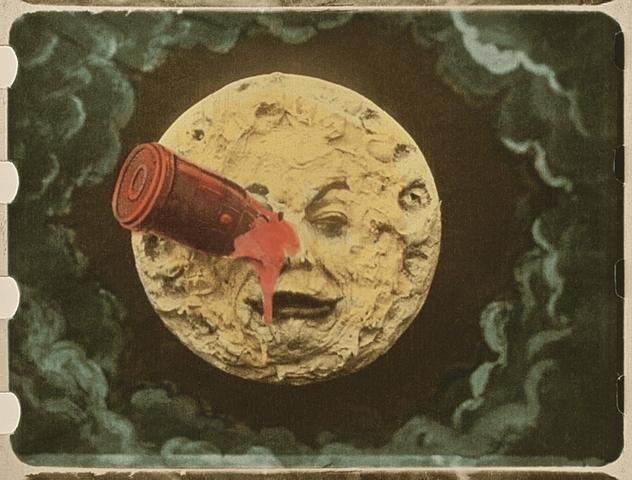 金馬奇幻影展/人類登月50周年紀念! 影史首部科幻電影《月球之旅》大銀幕重現