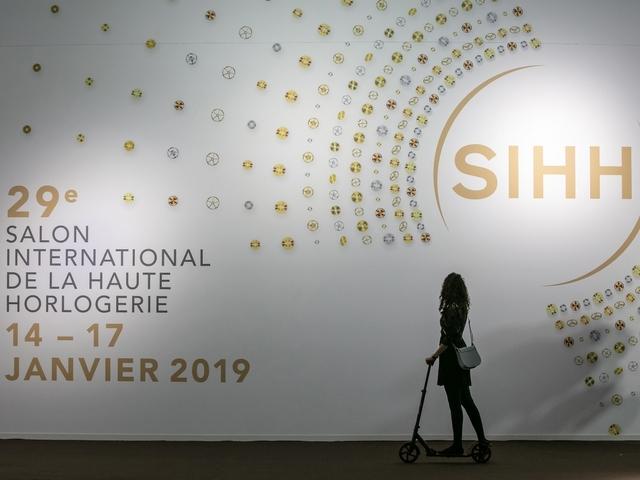SIHH 2019華麗的告別 2019日內瓦高級鐘錶展