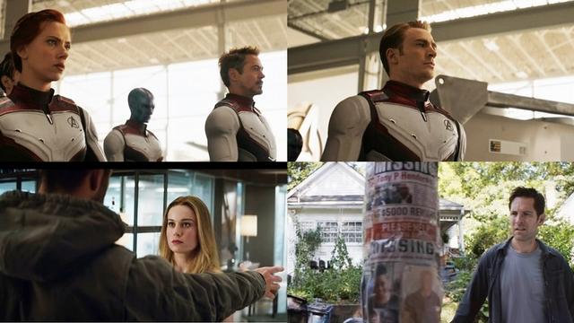 鋼鐵人歸隊、驚奇隊長現身、全新戰袍亮相! 關於《復仇者聯盟4》最新預告的重要線索