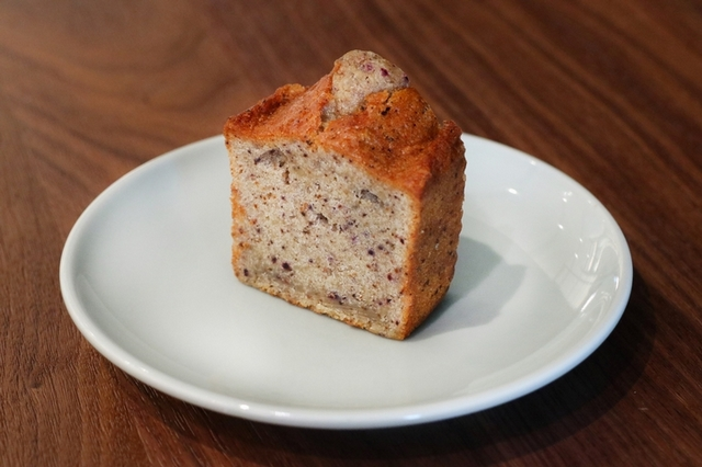 芙蓉花磅蛋糕