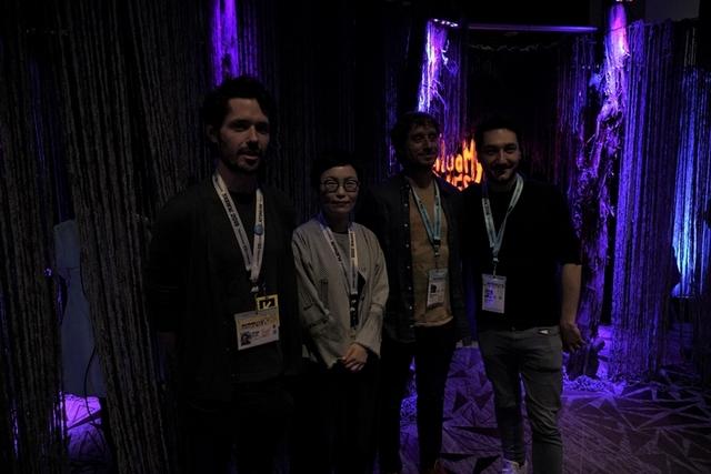 柯林法洛配音VR動畫《Gloomy Eyes》 獲西南偏南電影節最佳敘事獎