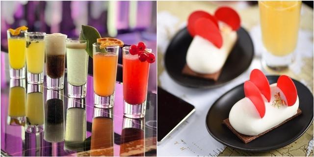 不用出國就能吃遍亞洲特色餐酒!台北W飯店神級下午茶「W漫遊」搭配高空美景太浪漫