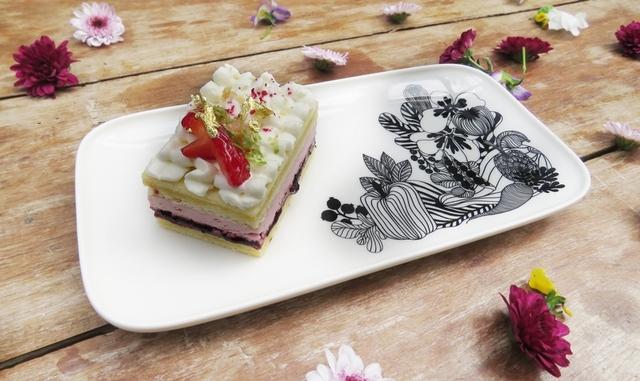 覆盆莓乳酪慕斯維多莉亞蛋糕