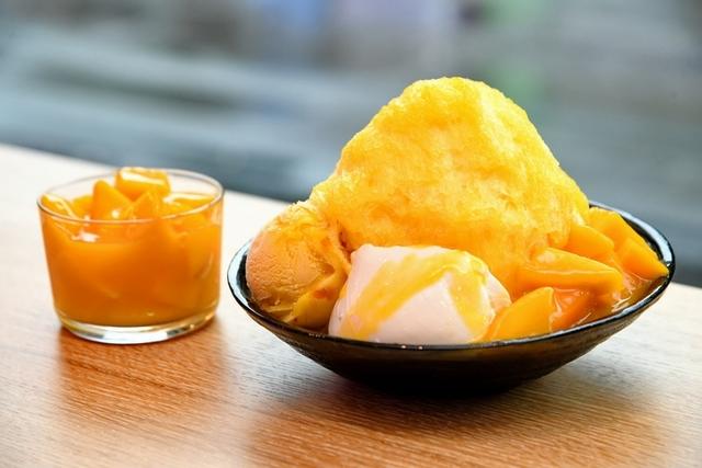 新鮮芒果綿花甜 NT.250