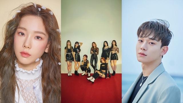 耳朵懷孕!太妍、EXO Chen聯手MOMOLAND三團5/19襲台