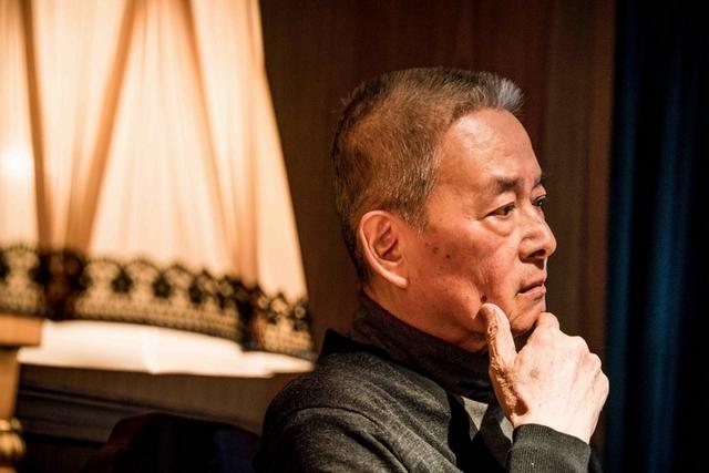 拍特寫秒入戲!  77歲國寶演員《幻術》神還原李登輝